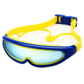 Jantens Silicone Kids Protection Swim Goggles Anti-fog Lights Lens Child Swimming Goggles