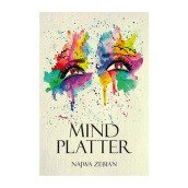 Mind Platter Import Book - Najwa Zebian - 9781449492878