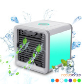 Portable Air Conditioner Air Cooler Mini Air Personal Space Cooler Quick Easy Way to Cool Home Office Desk Car Styling