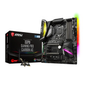 MSI Z370 Gaming Pro Carbon 3xPCIE H/D Intel Socket 1151 ATX Motherboard