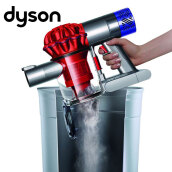 DYSON V6 Top Dog Vacuum Cleaner Red