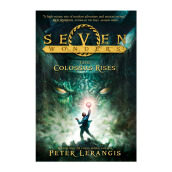 Seven Wonders #1: The Colossus Rises Import Book - Peter Lerangis , Illustrated by  Torstein Norstrand - 9780062249395