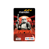 MANDIRI E-Money Star Wars: Han Solo Character - Stormtrooper