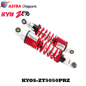 Kayaba Zeto S Shock Absorber (KYOS-ZT5050PRZ) - Red