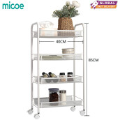 MICOE Shelf H-LWCT4001 - White