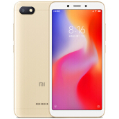 【Original】Xiaomi Redmi 6A [2/16GB] Gold