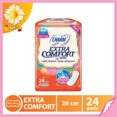 CHARM Pembalut Extra Comfort Maxi Non Wing 26cm 24 pads