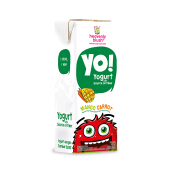 HEAVENLY BLUSH Yogurt Drink Kids Mango Carrot 200ml