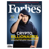 FORBES Indonesia March 2018 Magazine
