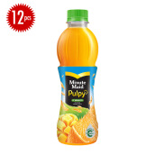MINUTE MAID Pulpy Mango PET Botol Carton 300ml x 12pcs