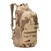 Fireflies B0374 Men's Backpack/Army Backpack/Camouflage Bag/Outdoor Sports