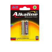 ABC Alkaline AAA Battery 2 pcs