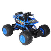 1:14 Water And Land Truck RC Electric Off-road Vehicle with Great Twist Angle Blue