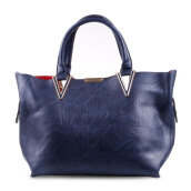 HUER Blaine Tote Bag - Navy [One Size]