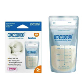 MOMO Breast Milk Storage Symphony Kantong Penyimpan ASI 180ml