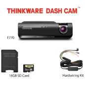 Thinkware Dash Cam F770 ( Including Memory 16 Gb )