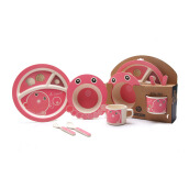 ECOJOY Bamboo Kids Set - Squid EJ6136