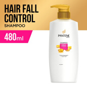 PANTENE Shampoo Hair Fall Control 480ml
