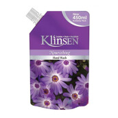 KLINSEN Handwash Cream Nourishing Refill 450ml