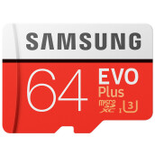 Samsung Memory Card EVO Plus U3 - 64GB