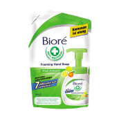 BIORE Hand Soap Fresh Antiseptic Pouch 250 ml