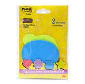 POST-IT Sticky Notes Fun Shape Bear 7350 SSJ 3M 48PD/CV