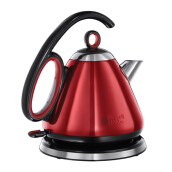 Russell Hobbs Legacy Kettle 2.4 KW - Red