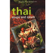 Mini Cookbooks - Thai Soups & Salads - Nongkran Daks, Alexandra Greeley [Paperback] 9789625937632