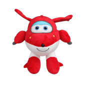 SUPER WINGS Plush Toys - Jett