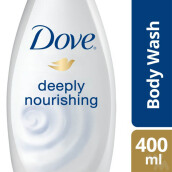 DOVE Body Wash Deeply Nourishing 400ml