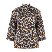 STELLA MCCARTNEY Jaguar Printed Oversize Jacket [STE01516C] M