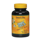 NATURE'S PLUS Orange Junior 100mg 90pcs