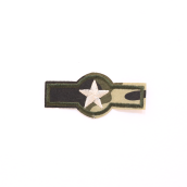 PATCH.INC Star Army 4x8 cm
