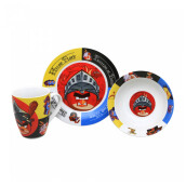 TECHNOPLAST Angry Bird Porcelain Tableware