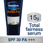 VASELINE Men Face Total Fairness Serum SPF 30 PA+++ 15g