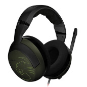 ROCCAT KAVE XTD Stereo Camo Charge Gaming Headset - Green Camo