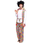 Hip Hop Clothing Dance Costume Halloween Cosplay Costume