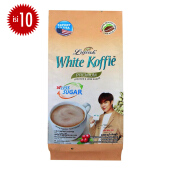 LUWAK White Koffie Less Sugar Bag 20 gr x 10pcs