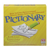 MATTEL GAMES Pictionary Board Game BJM16