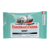 FISHERMAN'S FRIEND Strong Mint 25g