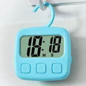 TXL Large LCD Kitchen Cooking Timer Count-Down Up Clock Loud Alarm Magnetic Full Vision Stand Swivel Hook Egg Timer
