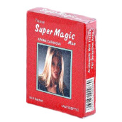 SUPER MAGIC Tissue Casanova Man (6 Sachets)