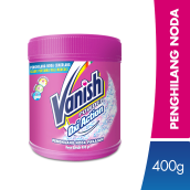 VANISH Oxi Action Powder Tube 400g
