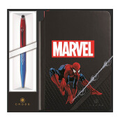CROSS Marvel Tech2 And Journal Gift Set (AT0652SD-12/1)