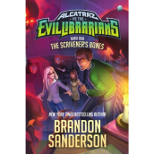 ALCATRAZ VS THE EVIL LIBRARIANS #2 - Brandon Sanderson - UD-207