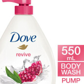 DOVE Body Wash Revive 550ml