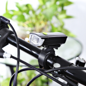 LEADBIKE Bicycle Flashlight Front Light Lamp Headlight Road Bike Accessories