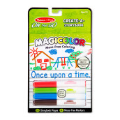 MELISSA & DOUG Magicolor Coloring Pad - Storybook MD-9132