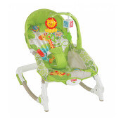 FISHER PRICE Newborn To Toddler Rocker Asia BCD30