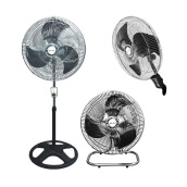 SEKAI Stand Fan/Desk Fan/Wall Fan 3IN1 18